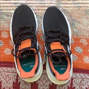 Adidas EQT support / black/ US8.5 men's